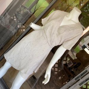 Aritzia Wallace wrap dress